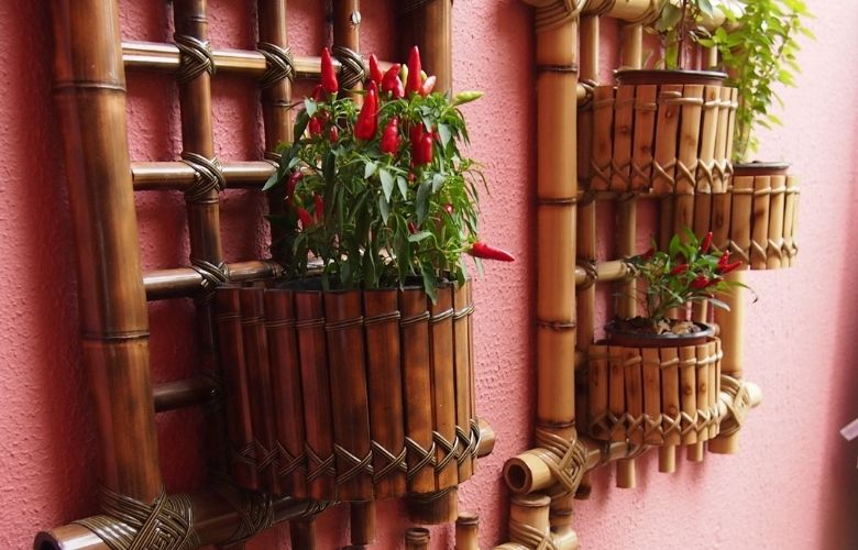 Floreira de Bambu | westwing.com.br