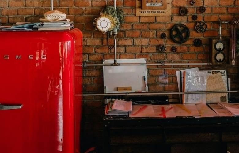 Geladeira Vermelha | westwing.com.br