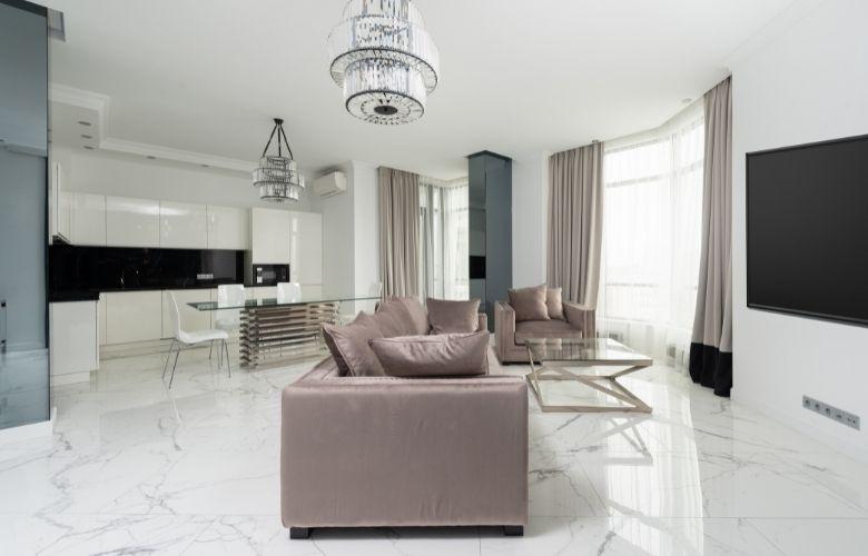 Apartamento Pequeno de Luxo | westwing.com.br