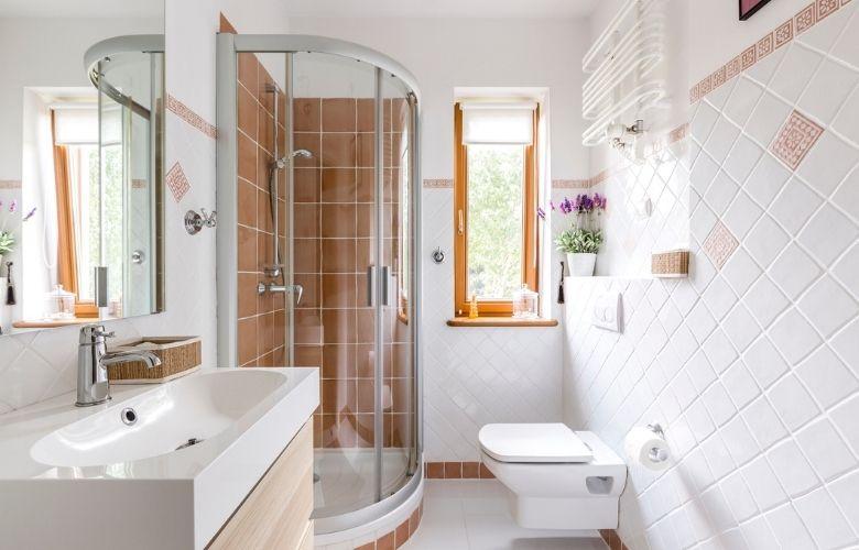 Banheiro Pequeno Branco | westwing.com.br