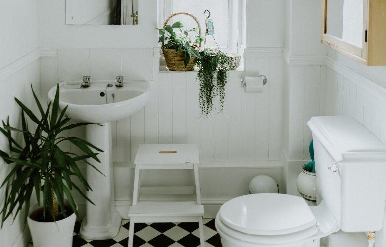 Decoração de Banheiro Pequeno   westwing.com.br