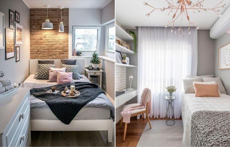 Quarto de Apartamento Pequeno   westwing.com.br