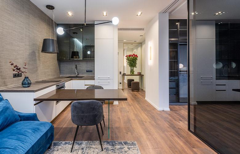 Apartamento Pequeno Planejado | westwing.com.br