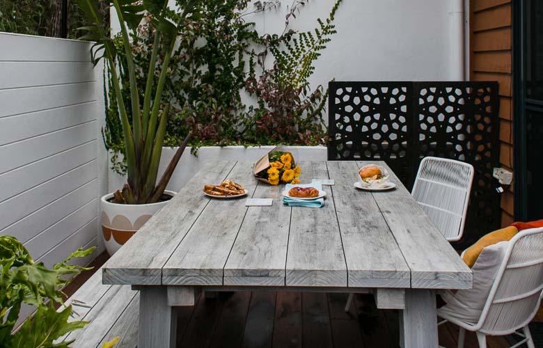 Mesa de Madeira para Varanda | westwing.com.br