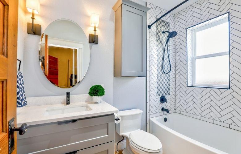 Banheiros Pequenos com Pastilhas | westwing.com.br