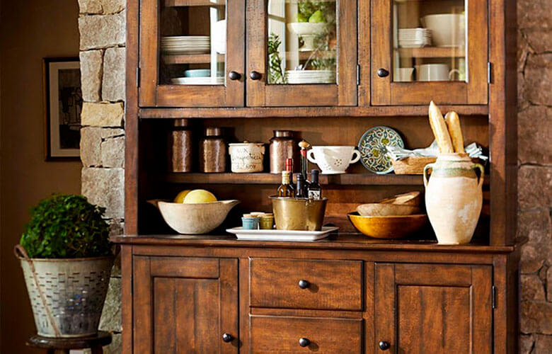 Armário de Cozinha Vintage   westwing.com.br