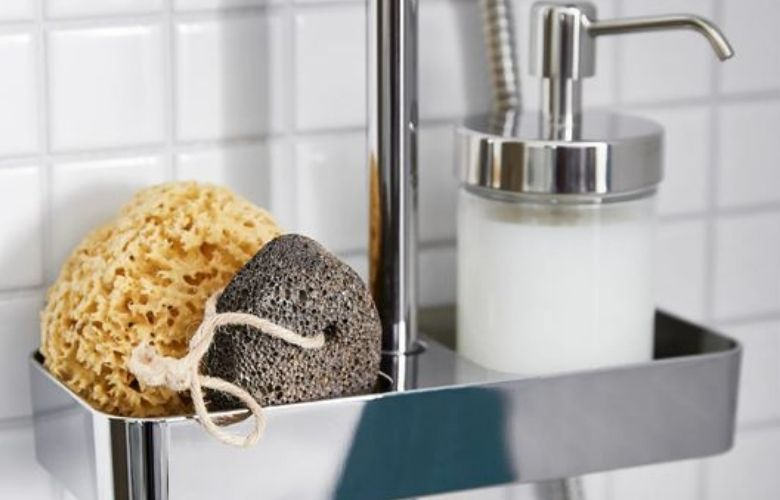 Porta-Shampoo Cromado   westwing.com.br