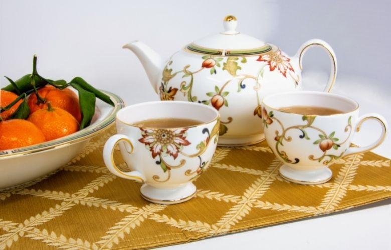 Porcelana Floral | westwing.com.br