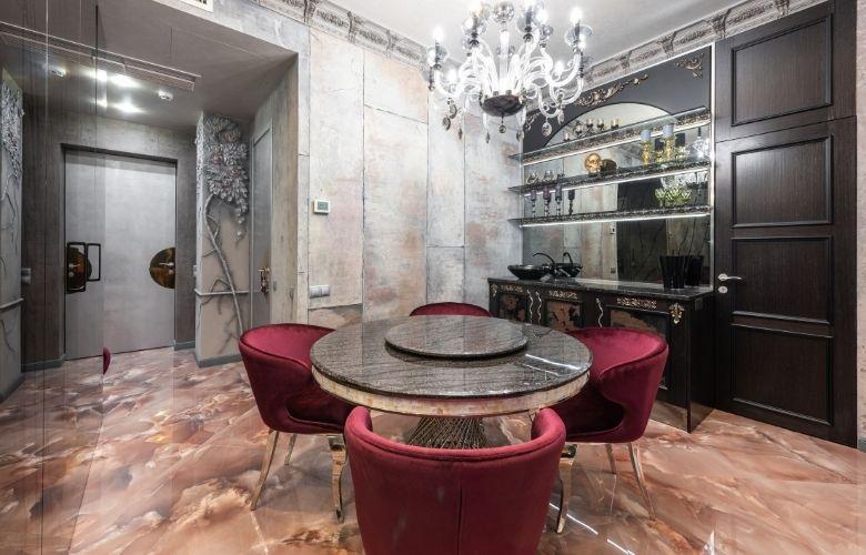 Sala de Jantar Vermelha | westwing.com.br