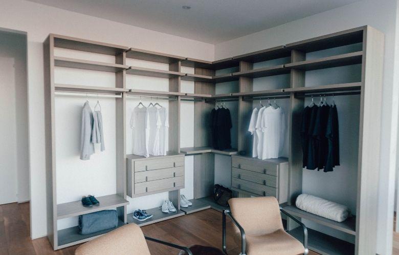 Tipos de Closet | westwing.com.br