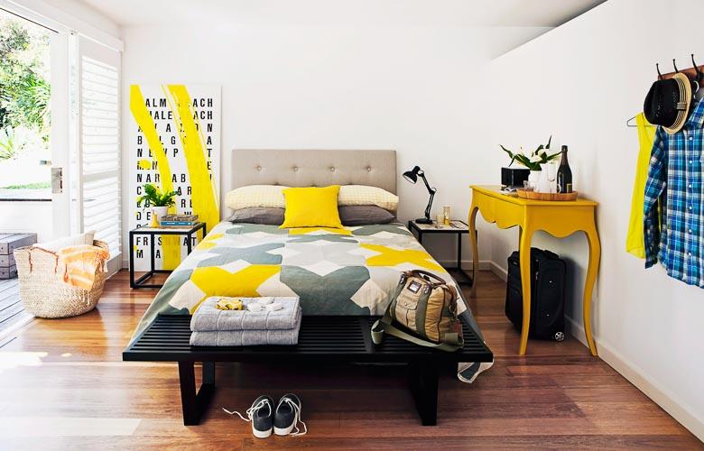 Quarto Amarelo | westwing.com.br