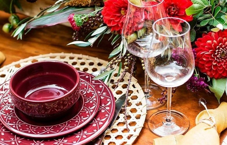 Porcelana Vermelha | westwing.com.br