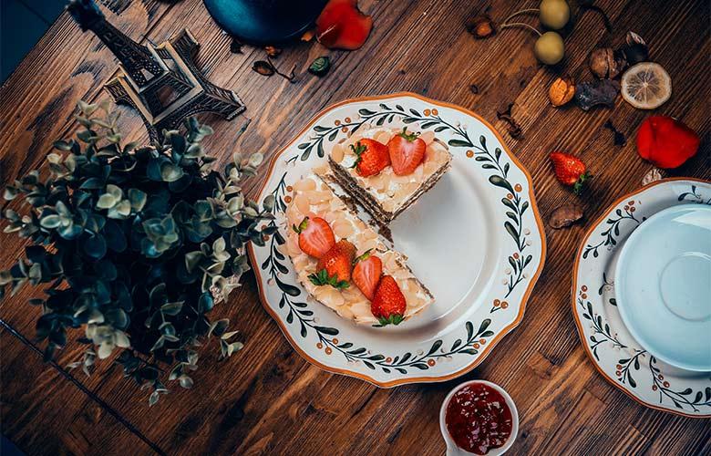 Aparelho de Jantar Floral   westwing.com.br