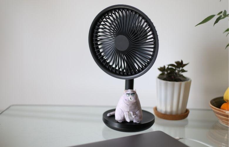 Ventilador Preto   westwing.com.br