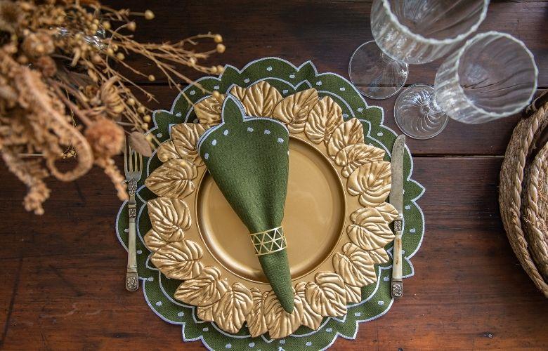 Guardanapo Verde | westwing.com.br