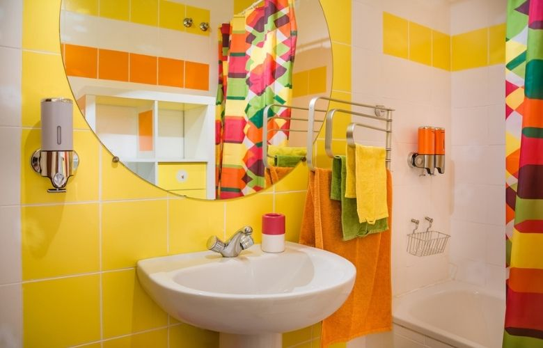 Lavabo Amarelo | westwing.com.br