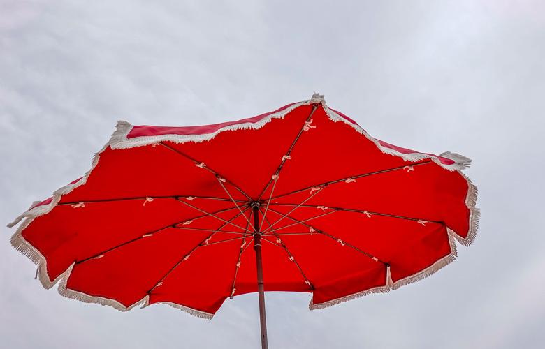 Ombrelone Vermelho   westwing.com.br