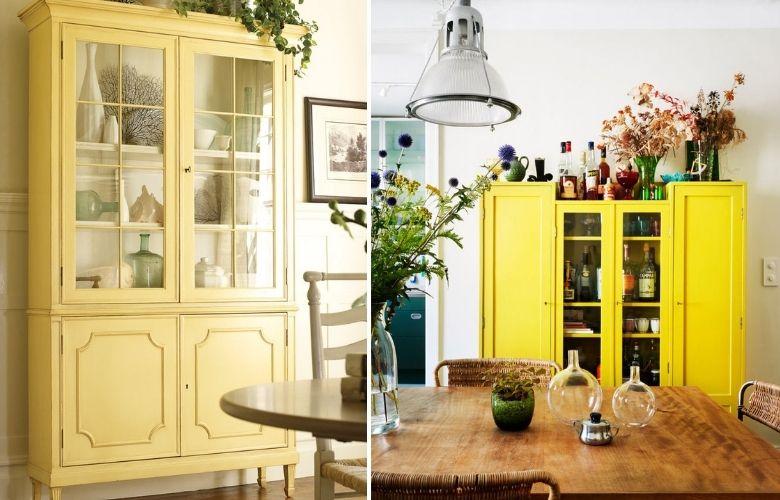 Cristaleira Amarela   westwing.com.br