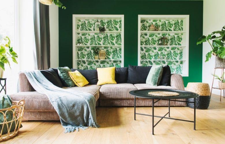 Papel de Parede Verde | westwing.com.br