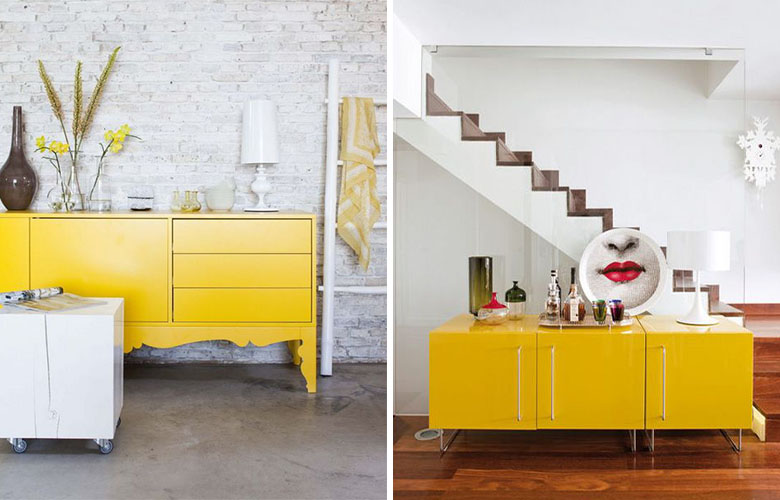 Buffet Amarelo | westwing.com.br