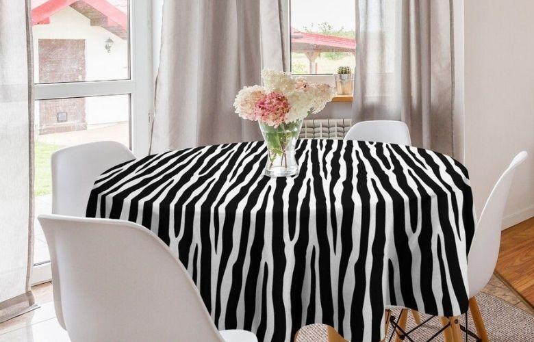 Toalha de Mesa de Zebra | westwing.com.br