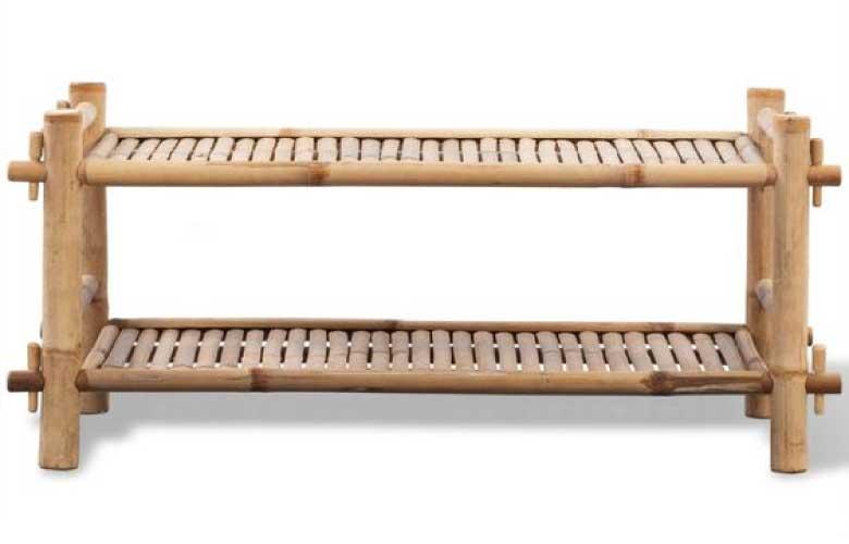 Sapateira de Bambu | westwing.com.br