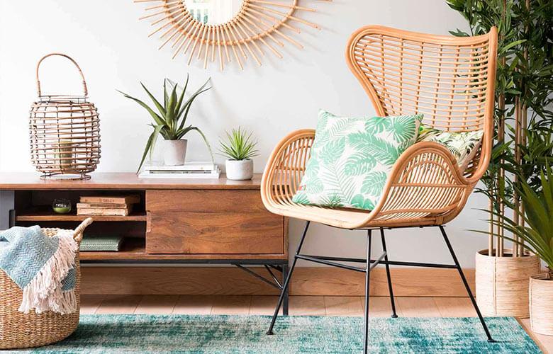 Cadeira de Bambu | westwing.com.br