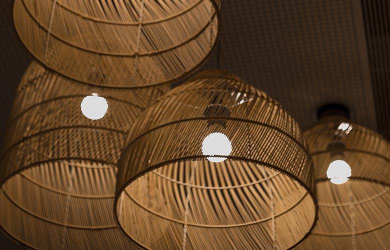 Luminária de Vime   westwing.com.br