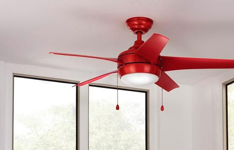 Ventilador Vermelho   westwing.com.br