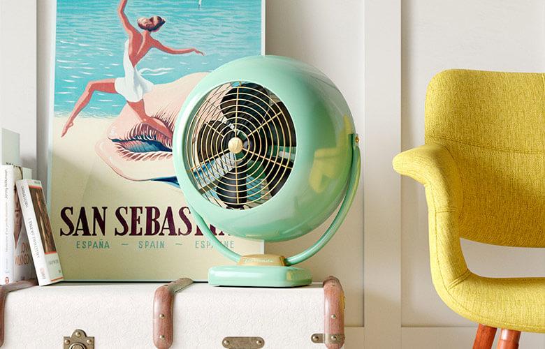 Ventilador Verde | westwing.com.br