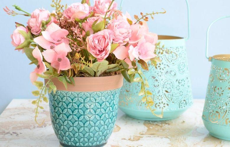 Floreira de Cerâmica   westwing.com.br