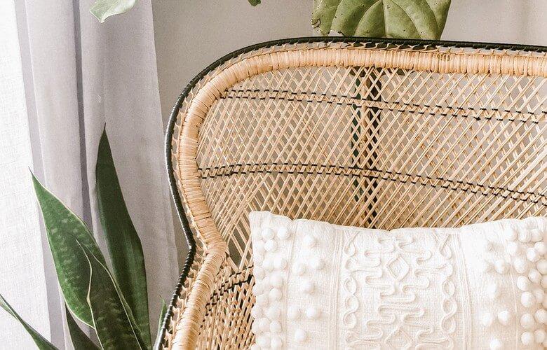 Cadeira de Fibra Natural | westwing.com.br