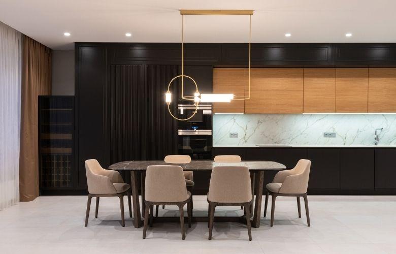 Cozinha Glamour | westwing.com.br