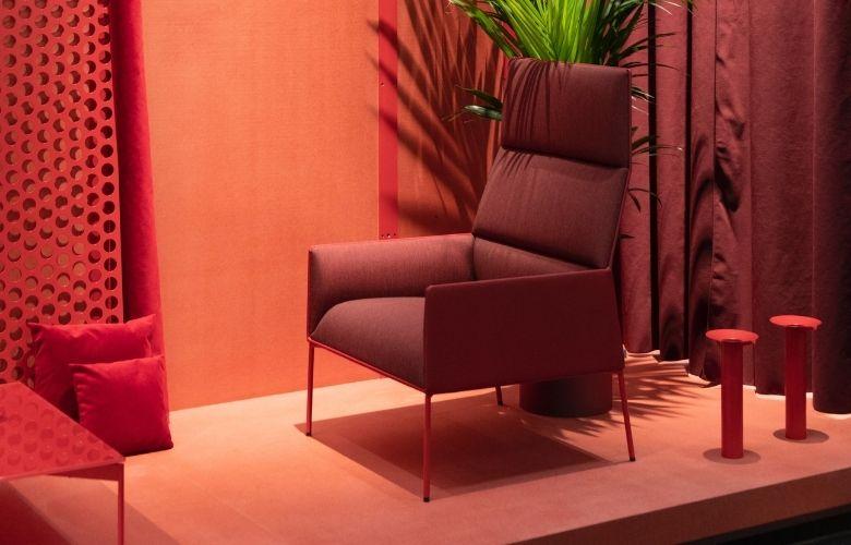 Sala Vermelha | westwing.com.br