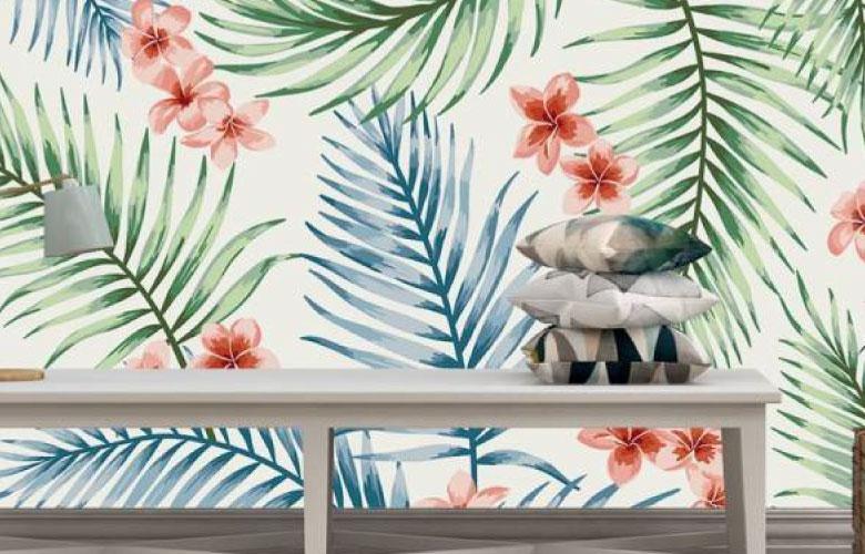 Papel de Parede Tropical | westwing.com.br