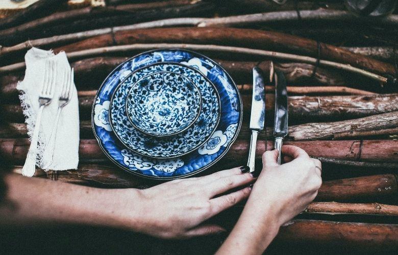 Aparelho de Jantar Vintage   westwing.com.br