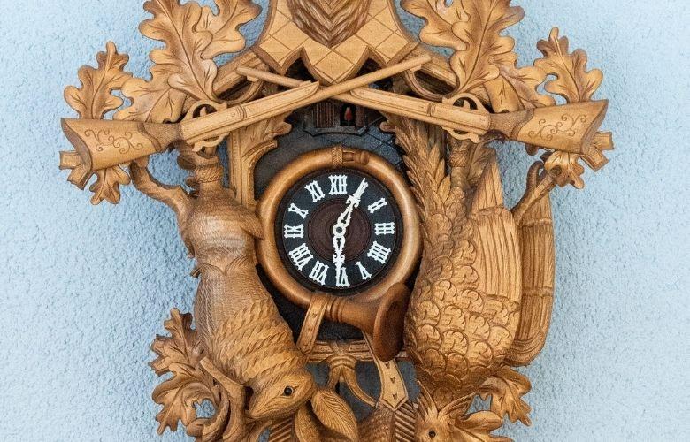 Relógio Cuco   westwing.com.br