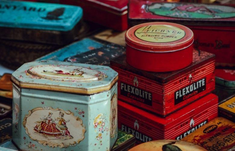 Caixa Vintage | westwing.com.br