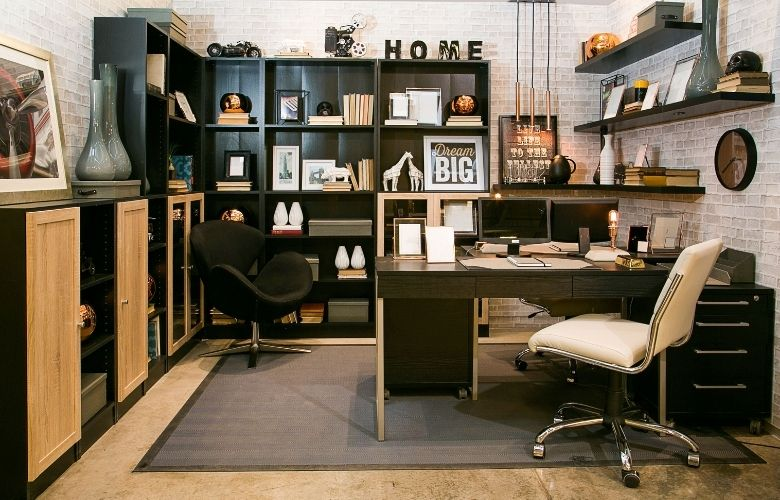 Home Office Rústico   westwing.com.br