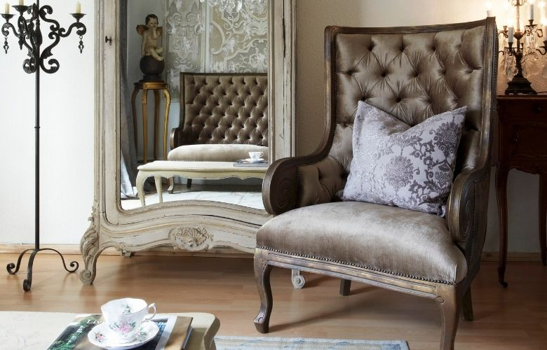 Poltrona Shabby Chic   westwing.com.br