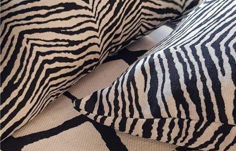 Tecido de Zebra   westwing.com.br