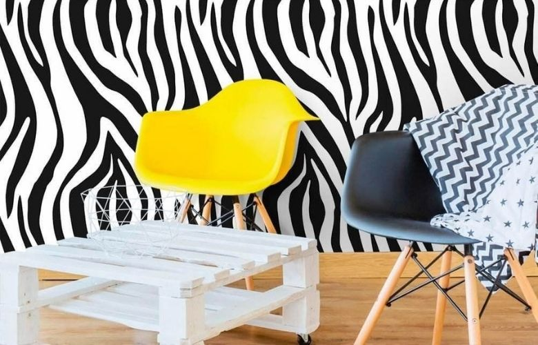 Papel de Parede de Zebra | westwing.com.br