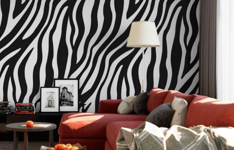 Sala de Zebra   westwing.com.br