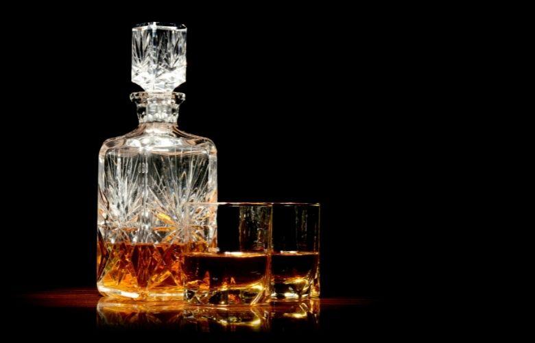 Garrafa para Whisky de Cristal | westwing.com.br