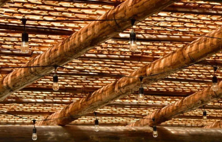 Pergolado de Bambu | westwing.com.br