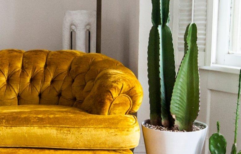 Sofá Dourado | westwing.com.br