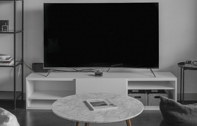 Decoração de Sala de TV Pequena   westwing.com.br