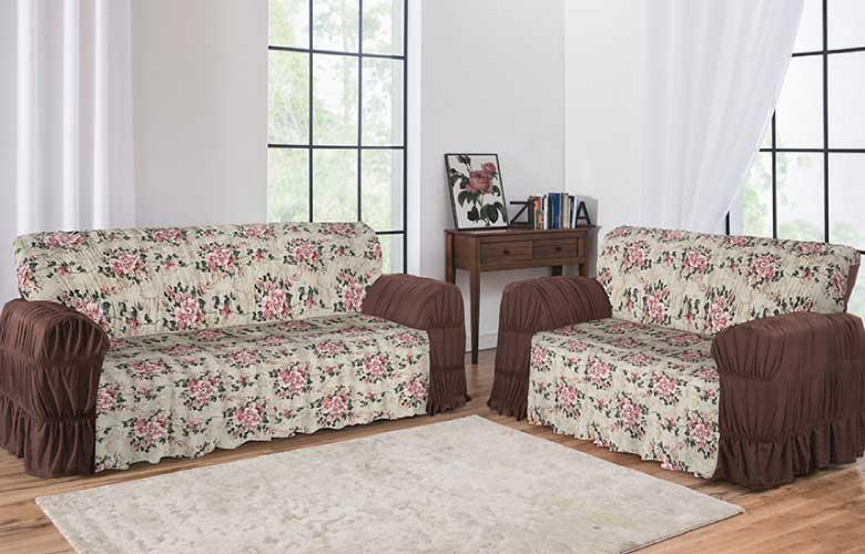 Capa para Sofá Floral | westwing.com.br