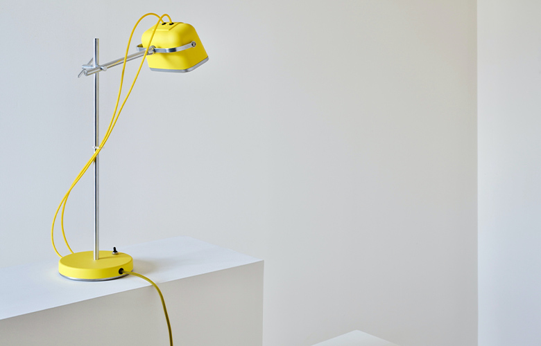 Luminária Amarela | westwing.com.br