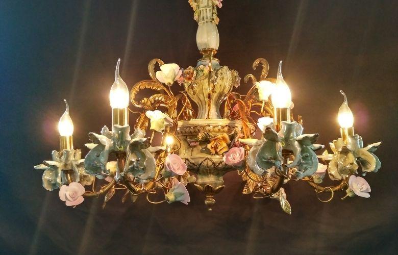 Lustre de Porcelana   westwing.com.br